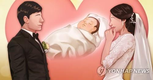 결혼 출산