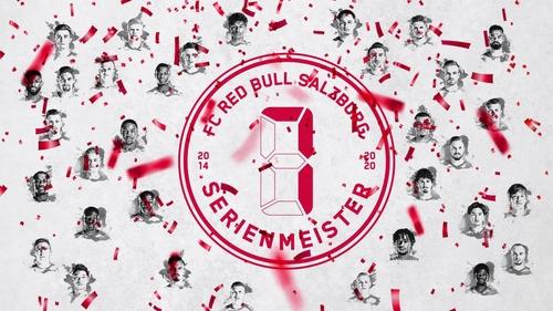잘츠부르크의 정규리그 7시즌 연속 우승