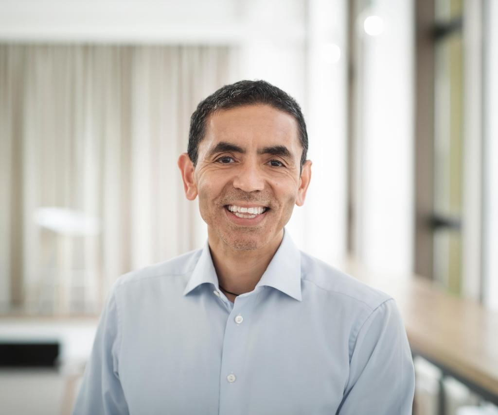 독일 생명공학 기업 바이오엔테크를 창업한 우구르 샤힌