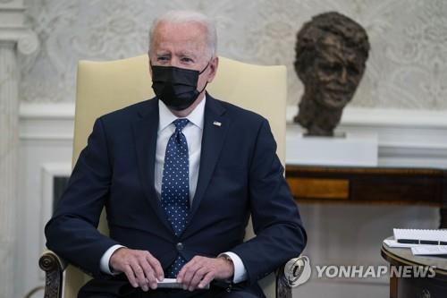 조 바이든 미국 대통령 [AP=연합뉴스]