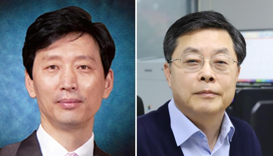KIST 류훈 박사(왼쪽)과 생명연 유권 박사