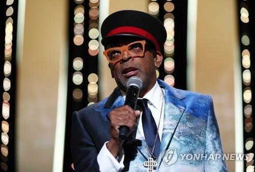 제74회 칸 국제 영화제 경쟁 부문 심사위원장을 맡은 스파이크 리