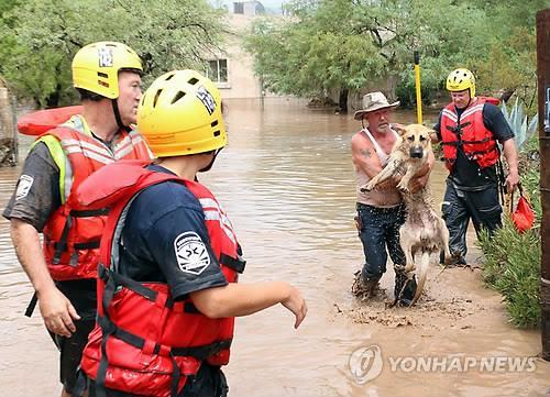 2014년 몬순 폭우로 인한 애리조나 홍수