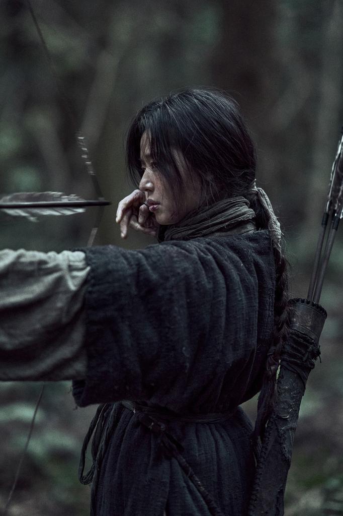 '킹덤: 아신전' 전지현
