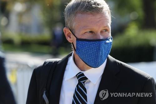 스캇 커비 유나이티드항공 최고경영자 [AFP=연합뉴스]