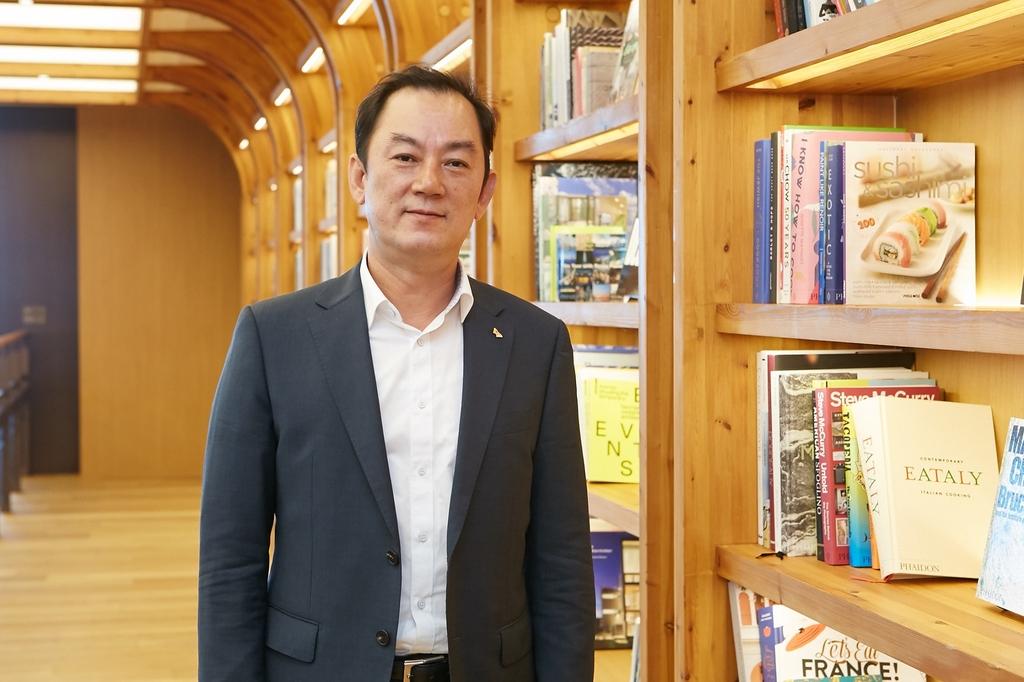 SK어스온 명성 대표이사 사장