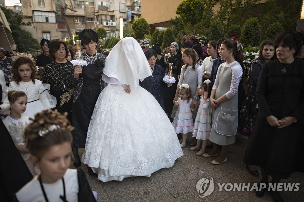 Israel Jewish Wedding