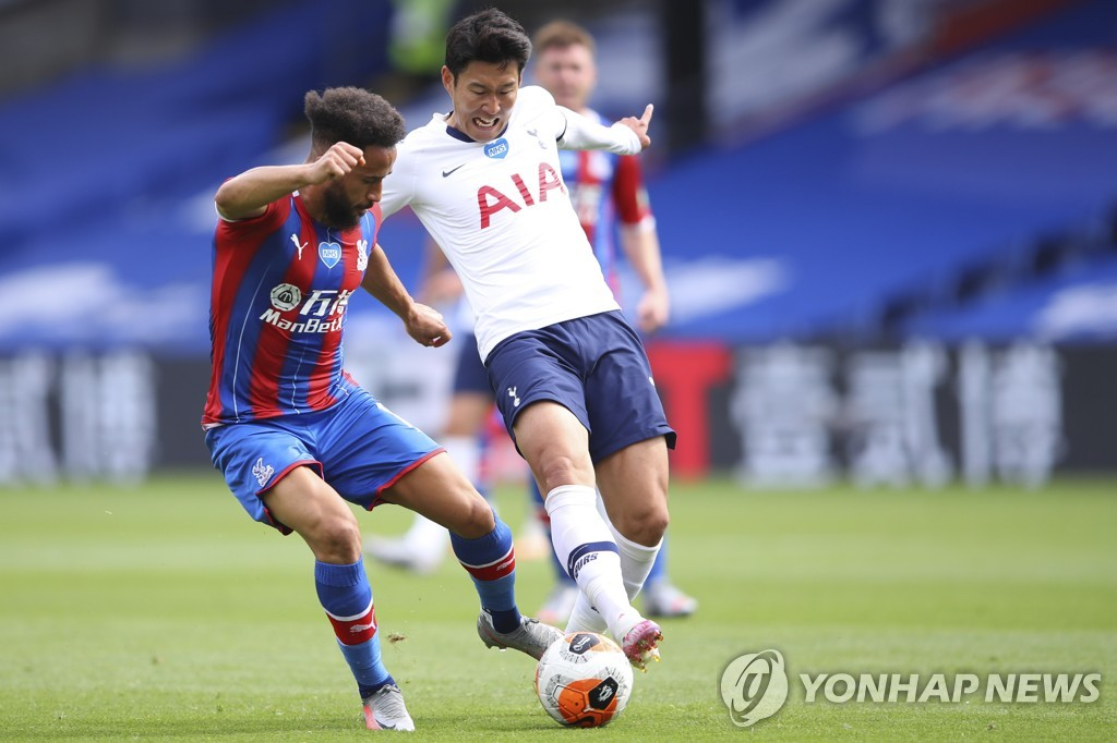 Son Heung-min termine la saison de Premier League avec un record personnel de points offensifs