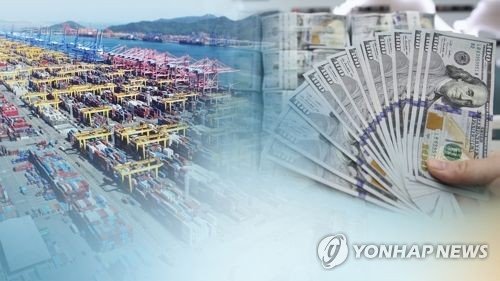 S. Korea's industrial parts exports down 9 pct in Q1