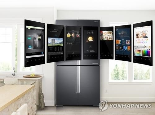 Samsung to showcase its built-in appliances at U.S. trade show