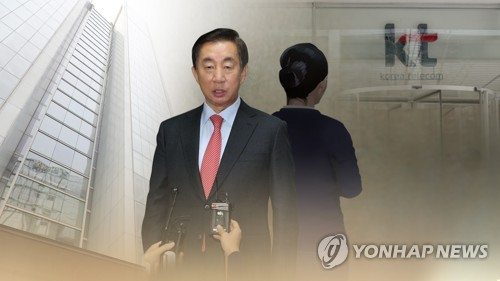 Arrest warrant sought for ex-KT exec in probe of unfair hiring of lawmaker's daughter