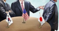 U.S. seeks intermediary, but cautious, role in S. Korea-Japan dispute