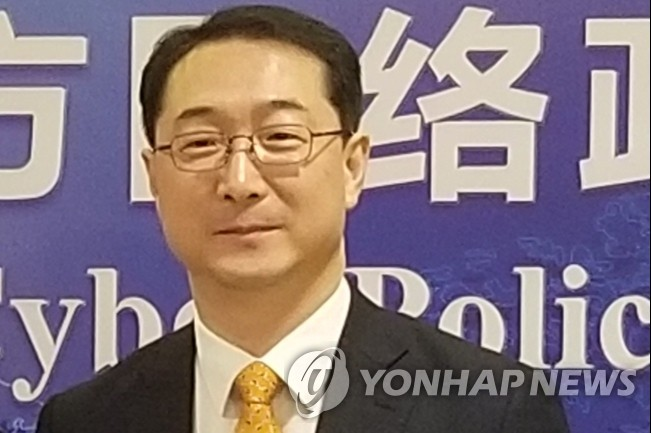 This undated photo, provided by the foreign ministry in Seoul, shows Kim Gunn, new deputy minister for political affairs. (PHOTO NOT FOR SALE) (Yonhap)