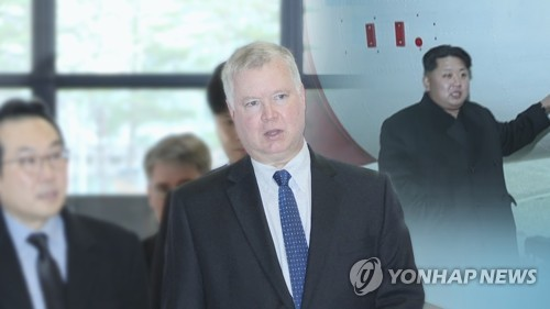 Top U.S. nuclear envoy to visit Beijing amid stalled N.K. nuke talks