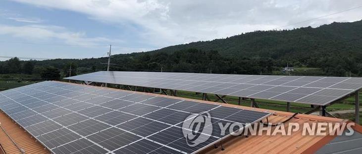 주택 및 쇼핑 센터 태양 광 시설 지원을 위해 3,112 억 원 투자