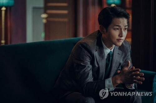 (Yonhap Interview) Song Joong-ki satisfies with cruelly perfect revenge in 'Vincenzo'