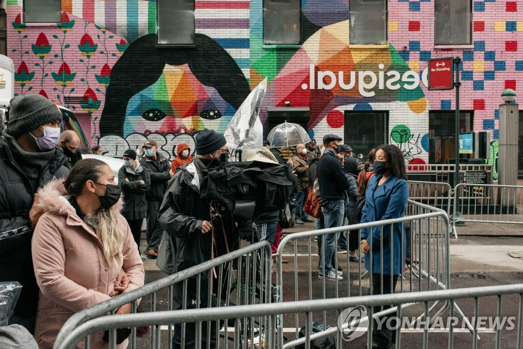 US-MACY'S-HOSTS-ITS-ANNUAL-THANKSGIVING-DAY-PARADE-DURING-COVID-
