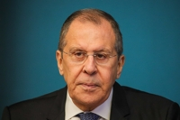(Yonhap Interview) S. Korea, Russia will discuss Putin's visit to Seoul when COVID-19 levels off: Lavrov