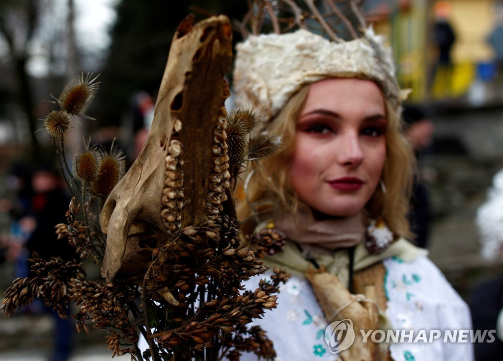 HEALTH-CORONAVIRUS/NORTH MACEDONIA-CARNIVAL