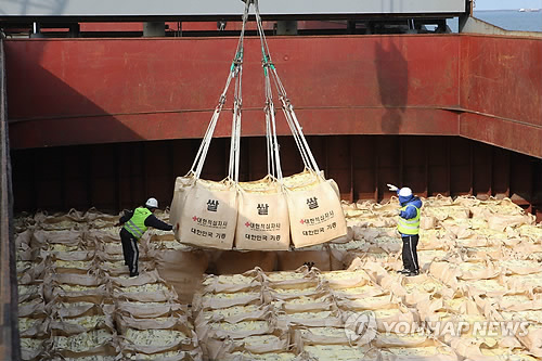 Discussions on sanctions exemptions under way for Seoul's food aid for N. Korea