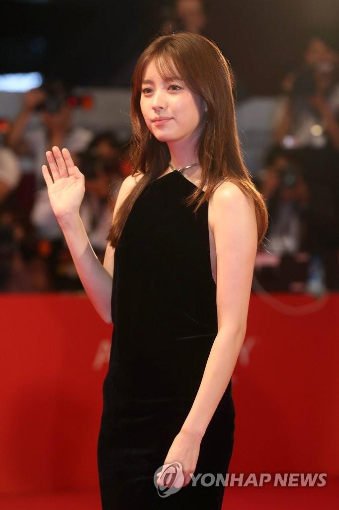 S  Korean actress Han Hyo-joo | Yonhap News Agency