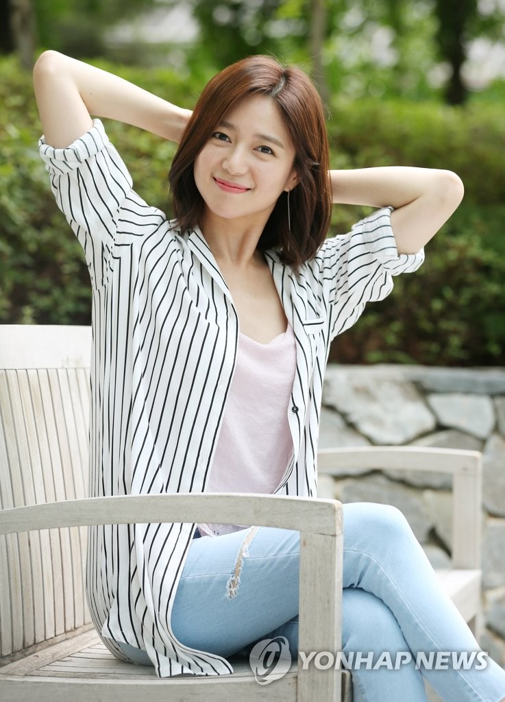 S  Korean actress Lee Elijah | Yonhap News Agency