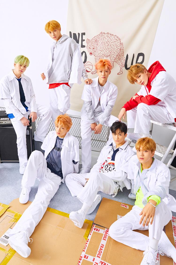 An image of NCT Dream, provided by SM Entertainment (PHOTO NOT FOR SALE) (Yonhap)