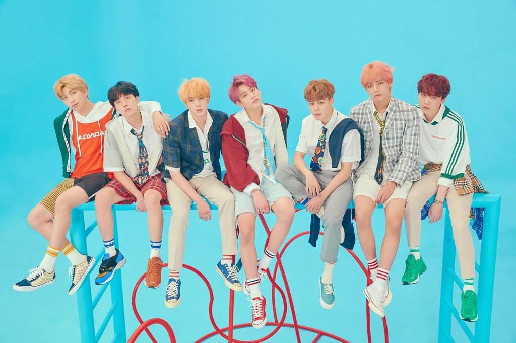 K-pop : «Love Yourself : Answer» de BTS recule au 8e rang du Billboard 200