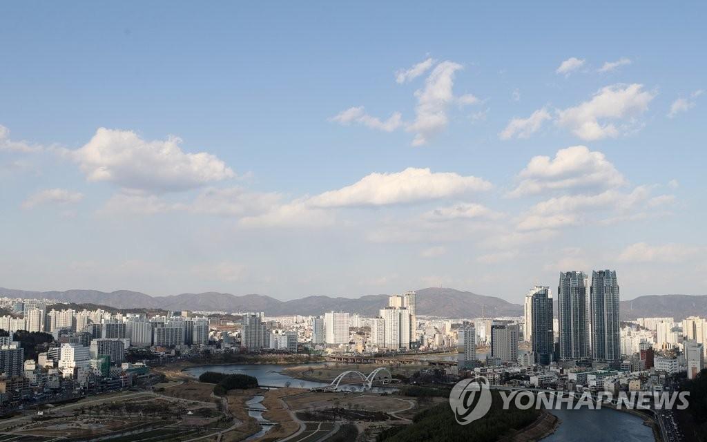울산 낮에 맑고 포근…주말까지 큰 일교차 유의 | 연합뉴스