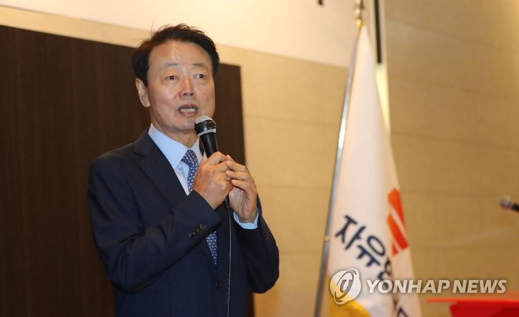 자유한국당 한선교 의원