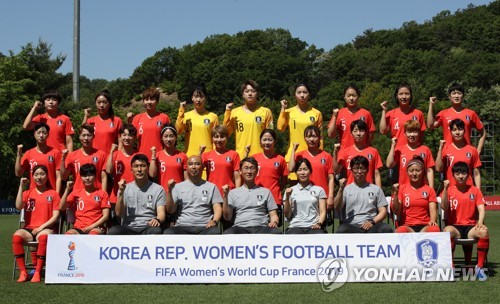 S. Korea to face U.S. in women's football friendlies under interim head coach