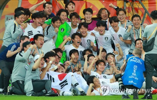 (U20 World Cup) Top Asian football official hails S. Korea historic run to final