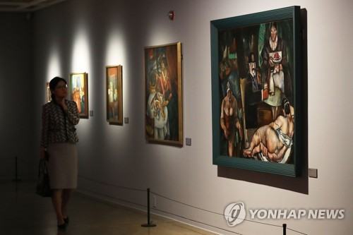 (LEAD) Exhibition of French masterpieces kicks off in Seoul