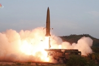 Latest N.K. missile firings underscore discontent over S. Korea-U.S. drills: experts