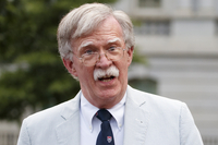 Bolton says N.K. missile launches violate U.N. resolutions, threaten allies