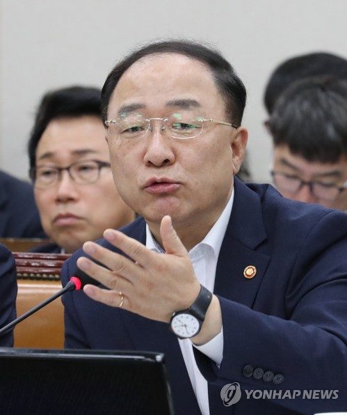 S. Korea's debt ratio to rise to 39 pct in 2020: minister