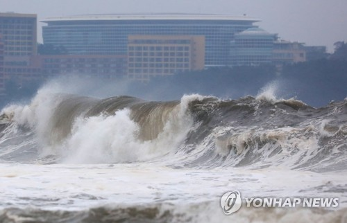 Fall of 2019 the second warmest since 1973 in South Korea