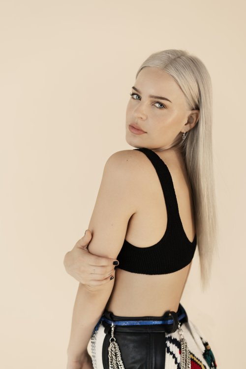 British singer Anne-Marie