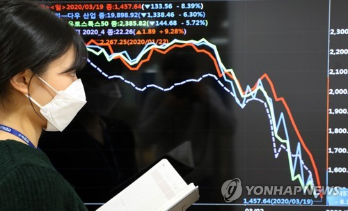 Seoul shares open sharply higher tracking Wall Street gains, currency swap