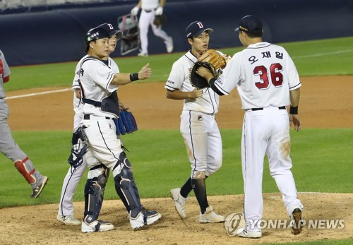 Doosan pulls off 7-2 win