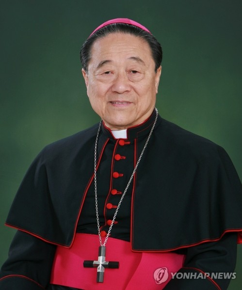 Death of Bishop John Chang Yik