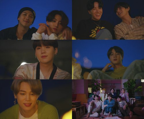 BTS reveals MV teaser of new album's lead track