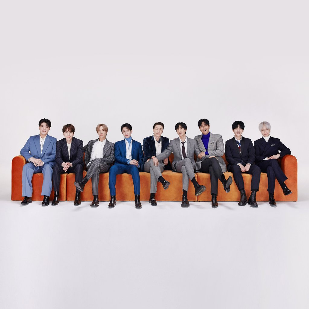 Super Junior signs with ICM Partners