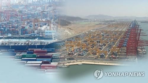 S. Korea's May exports sink 23.7 pct to US$34.8 bln on pandemic